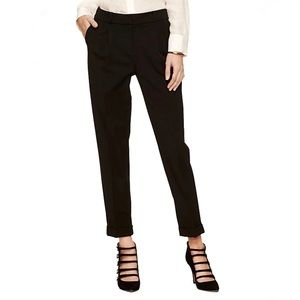 Kate Spade Black Ankle Trousers